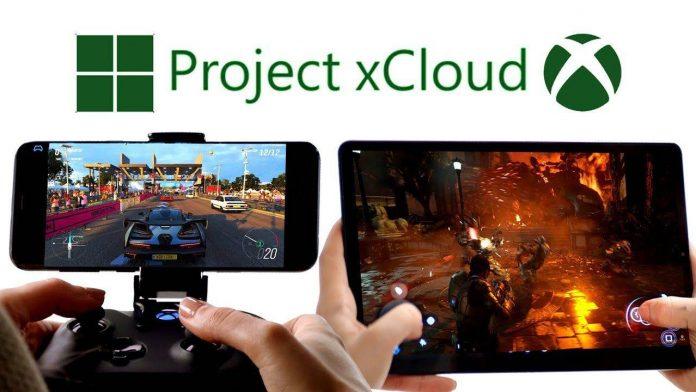 Project xCloud Microsoft