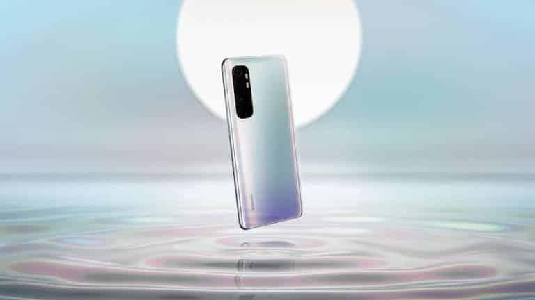 Disponibile in Italia lo Xiaomi Mi Note 10 Lite da 369,99 euro