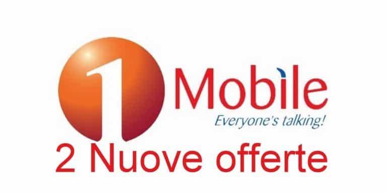 Due nuove offerte 1Mobile che premiano la fedeltà