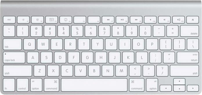 Tastiera Mac Apple