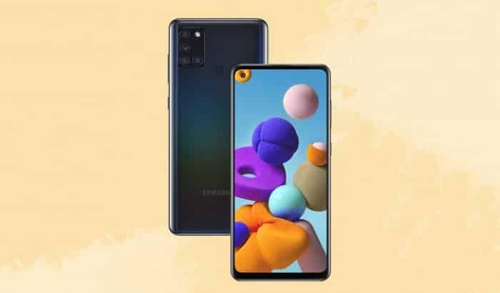 Presentato ufficialmente il Samsung Galaxy A21s