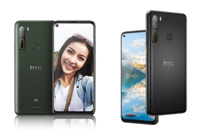 HTC ufficializza il suo primo smartphone 5G e Desire 20 Pro