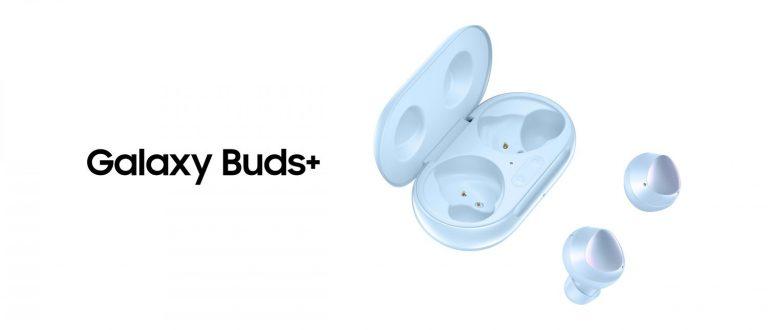 Samsung aggiorna le Galaxy Buds+: novità importanti