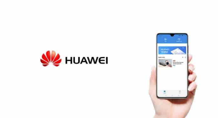 Arriva Huawei Pay