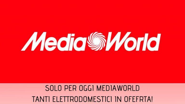 """MediaWorld """"Solo per oggi"""" offre sconti su smartphone e altro"""