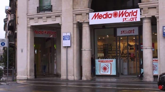 MediaWorld inaugura il nuovo negozio Smart