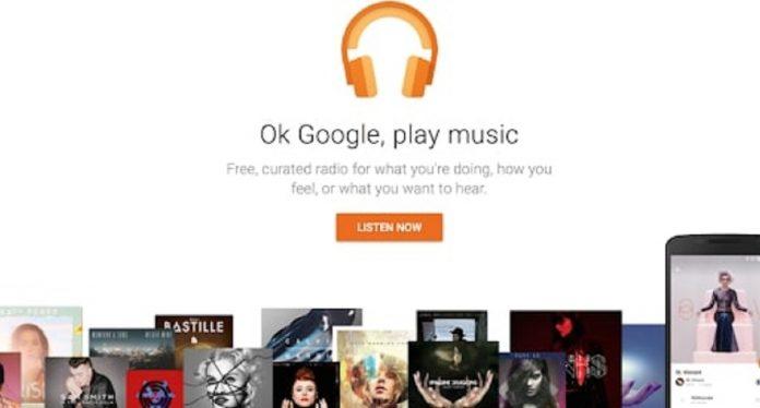 Play Music di Google