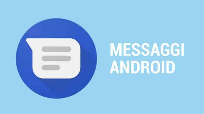 Google Messaggi: la versione 6.2 introduce la barra di ricerca