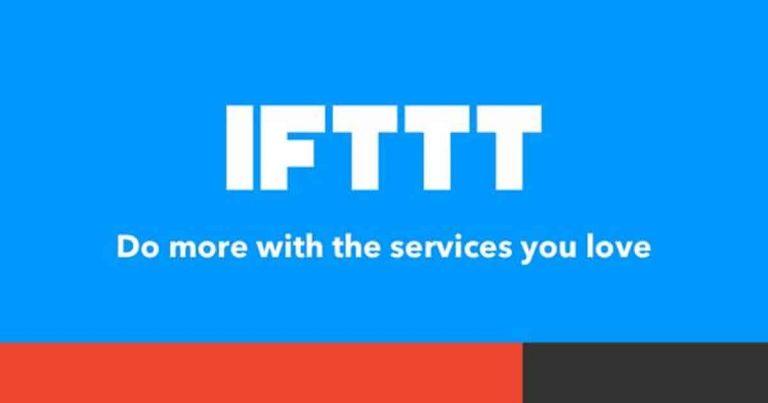 IFTTT aggiunge 25 nuovi servizi
