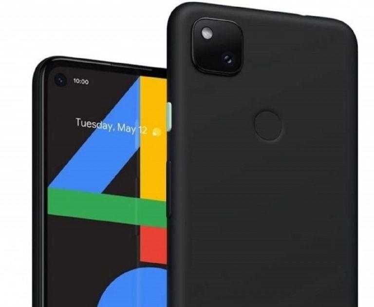 Google Pixel 4a si è fatto vedere sul Google Store