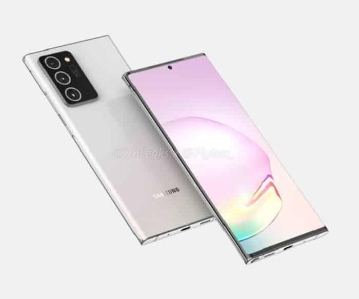 Samsung Galaxy Note 20: verrà presentato il 5 agosto