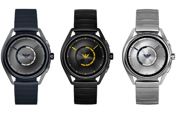 Emporio Armani Connected, lo smartwatch di classe