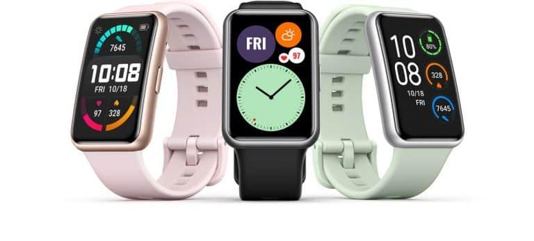 Huawei Watch Fit: display da 1,64″, sensori e autonomia