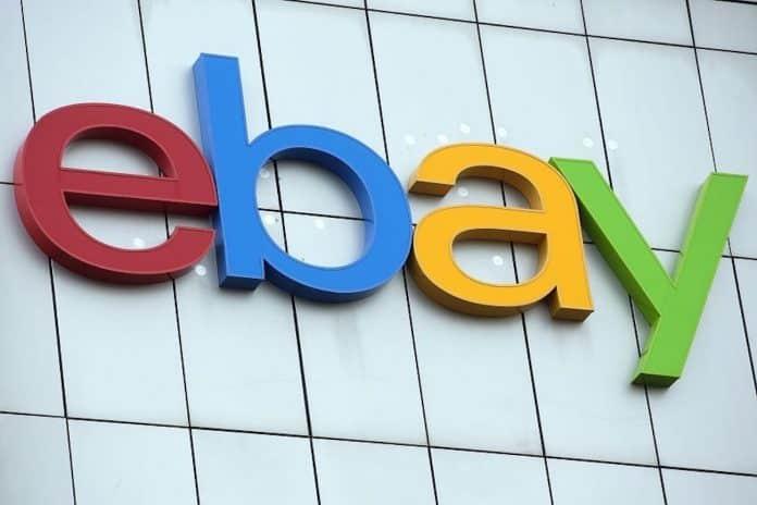 Logo di eBay