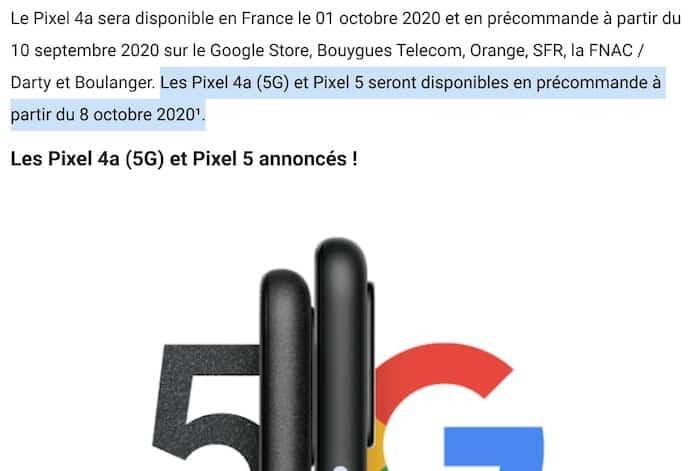 Novità Google: Pixel pieghevole?