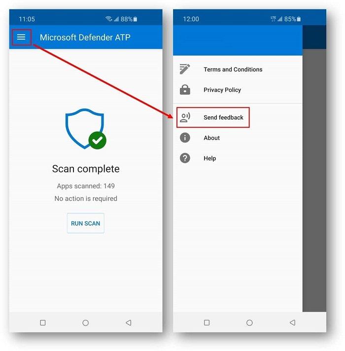 Microsoft difende Android con il suo antivirus