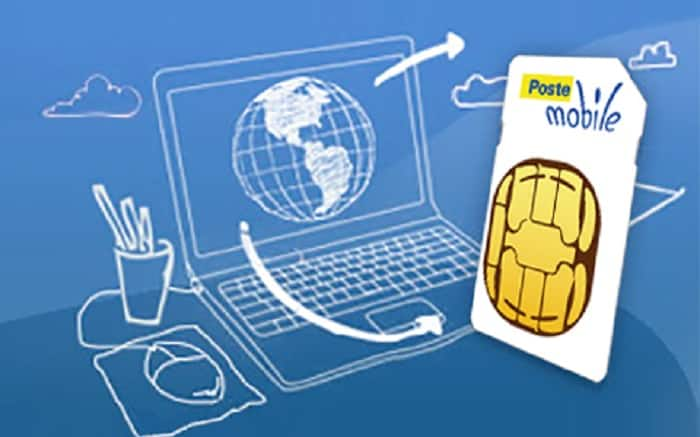 PosteMobile PostePay Connect Back illimitata con rimborso