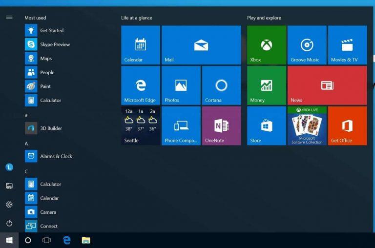 Elimina i programmi preinstallati su Windows