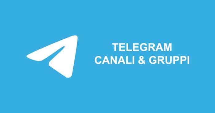 Guida canale Telegram @whatstechblog