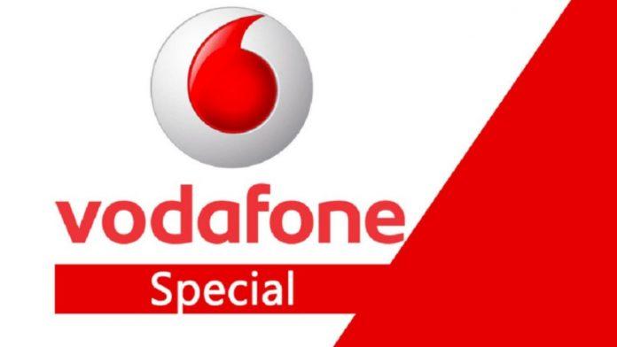 Arriva Vodafone Special: minuti e GB da 6,99 euro