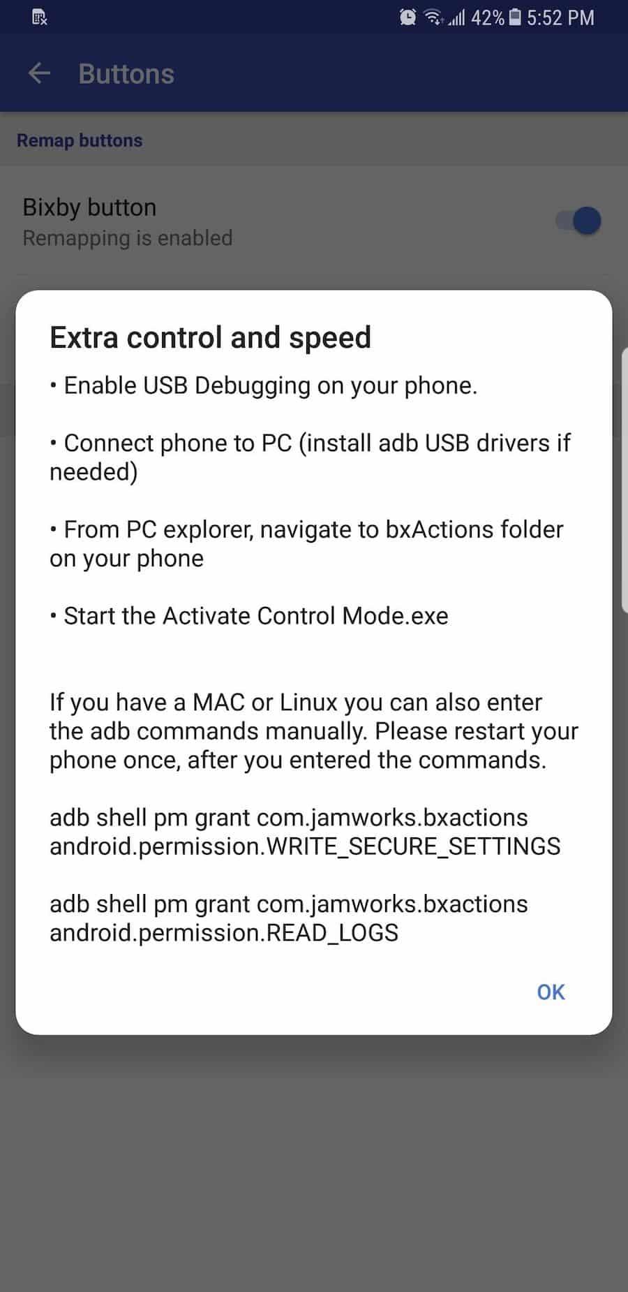 Altro metodo per sostituire Samsung Bixby con Google Assistant [Guida]