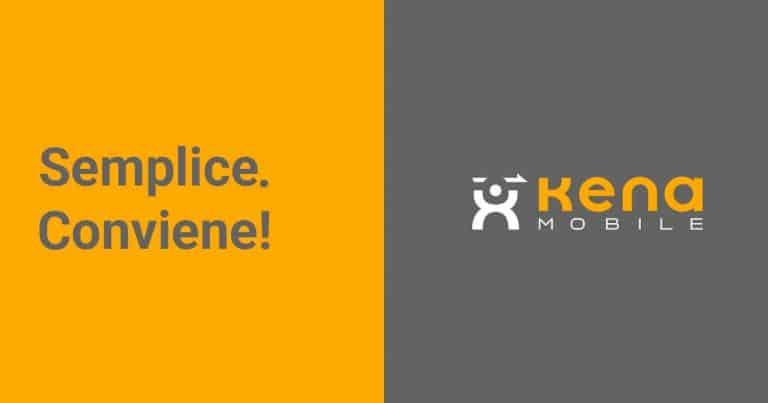 Kena Mobile: promo disponibile in alcuni punti vendita