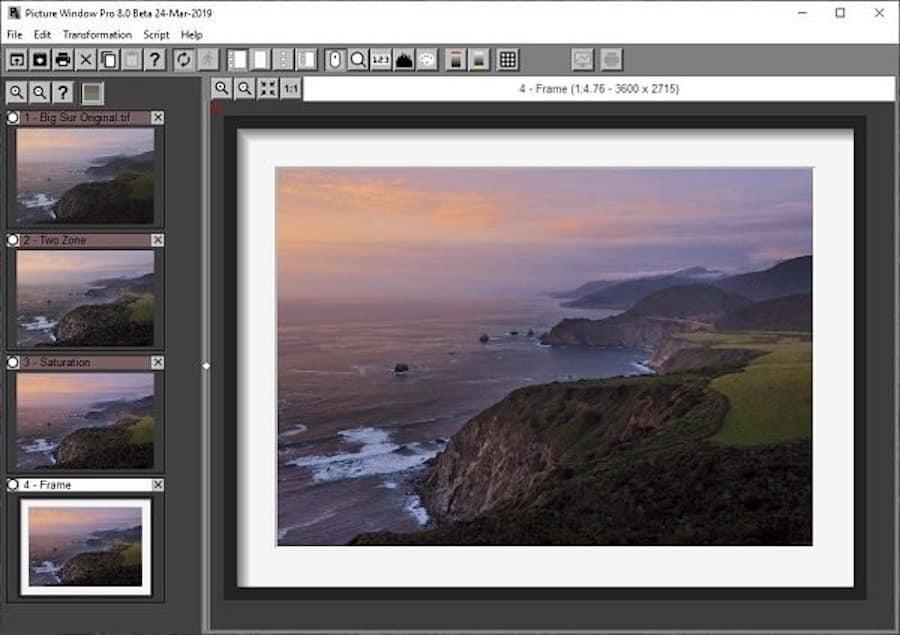 Modifica le tue foto con un clic