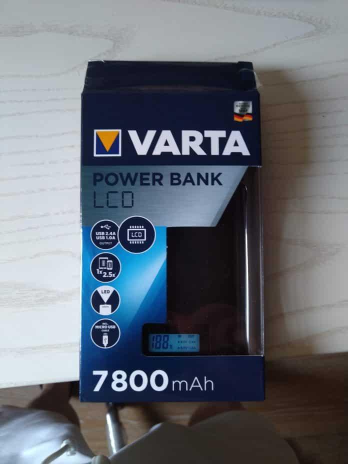 Recensione VARTA power bank