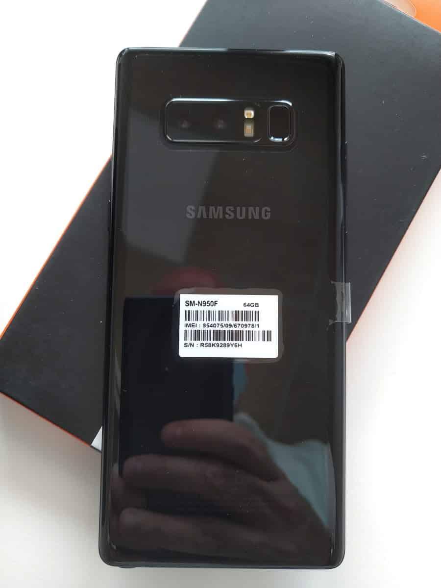 Riprova Samsung Galaxy Note 8 vale ancora l'acquisto