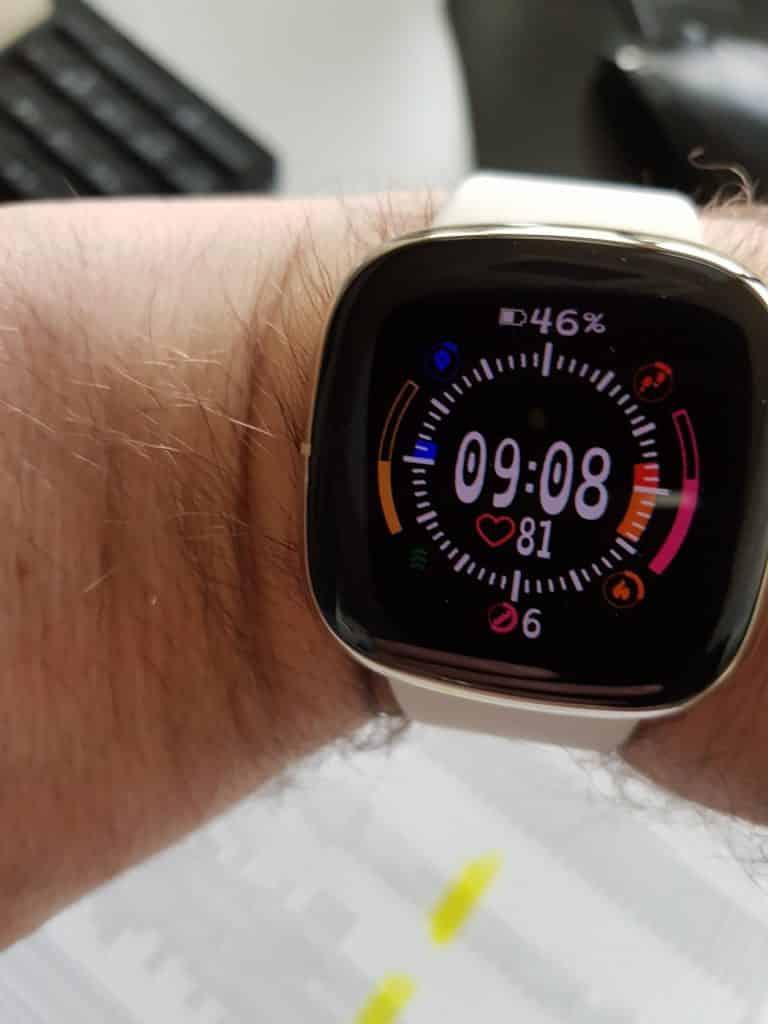 Fitbit Sense: arriva l'aggiornamento con ECG