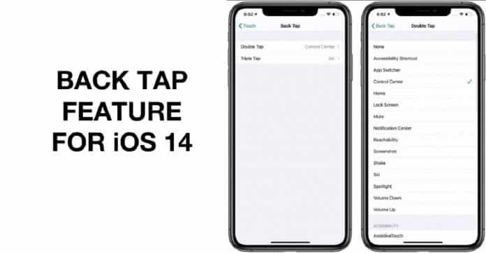 Come avere il Back Tap di iOS 14 su dispositivi Android