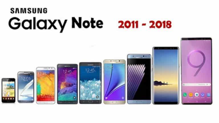 I migliori accessori per la serie Samsung Galaxy Note