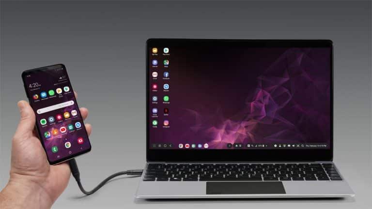 Come trasformare lo smartphone in un PC con NexDock