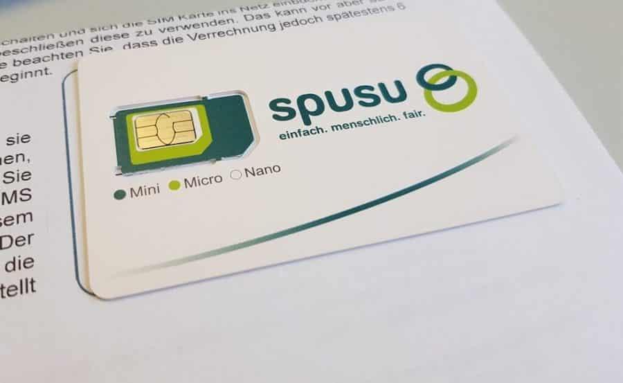 Spusu: come attivare la SIM e configurare l'APN