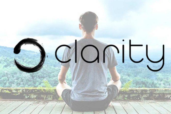 clarity app per il rilassamento