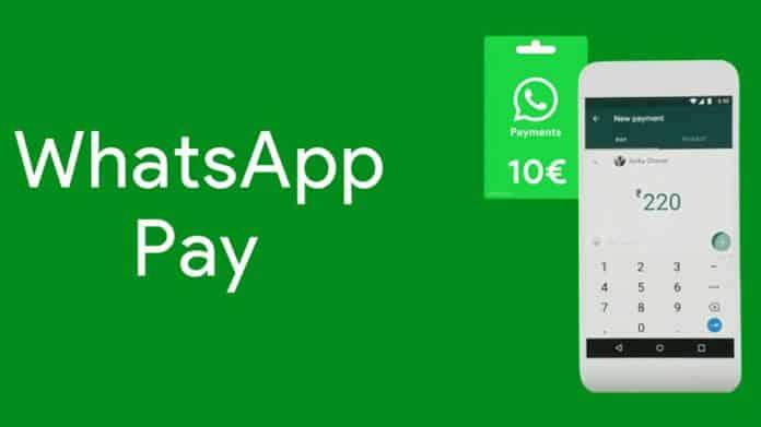 Arriva finalmente anche WhatsApp Pay