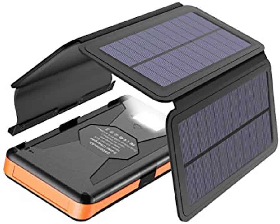 Caricabatteria solare: i migliori cinque in commercio
