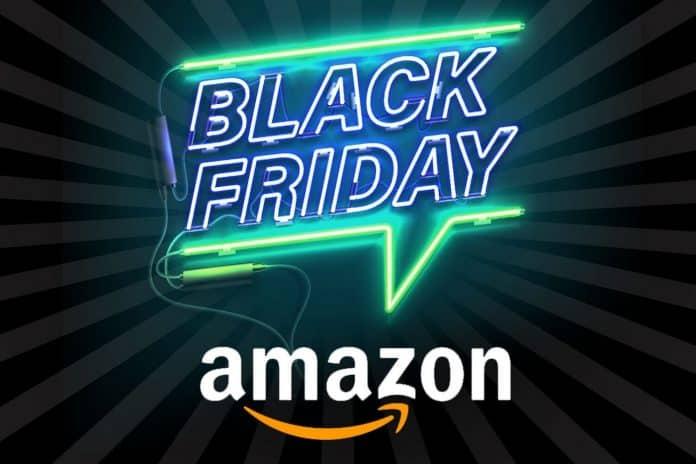 Amazon anticipa il Black Friday, che dura 48 ore i dettagli