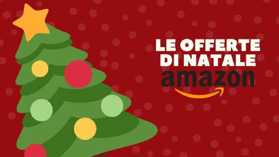 Al via il Natale su Amazon le offerte migliori
