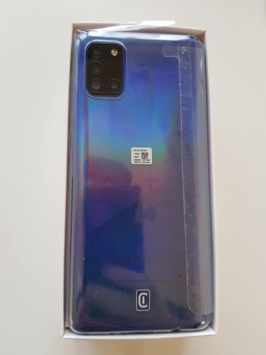 Recensione Samsung Galaxy A31: fa luce ma non brilla