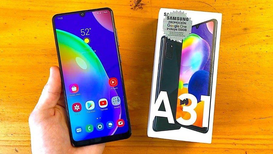 Recensione Samsung Galaxy A31 fa luce ma non brilla