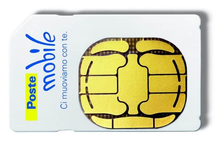 PosteMobile: ritorna l'offerta da 4,99 euro al mese