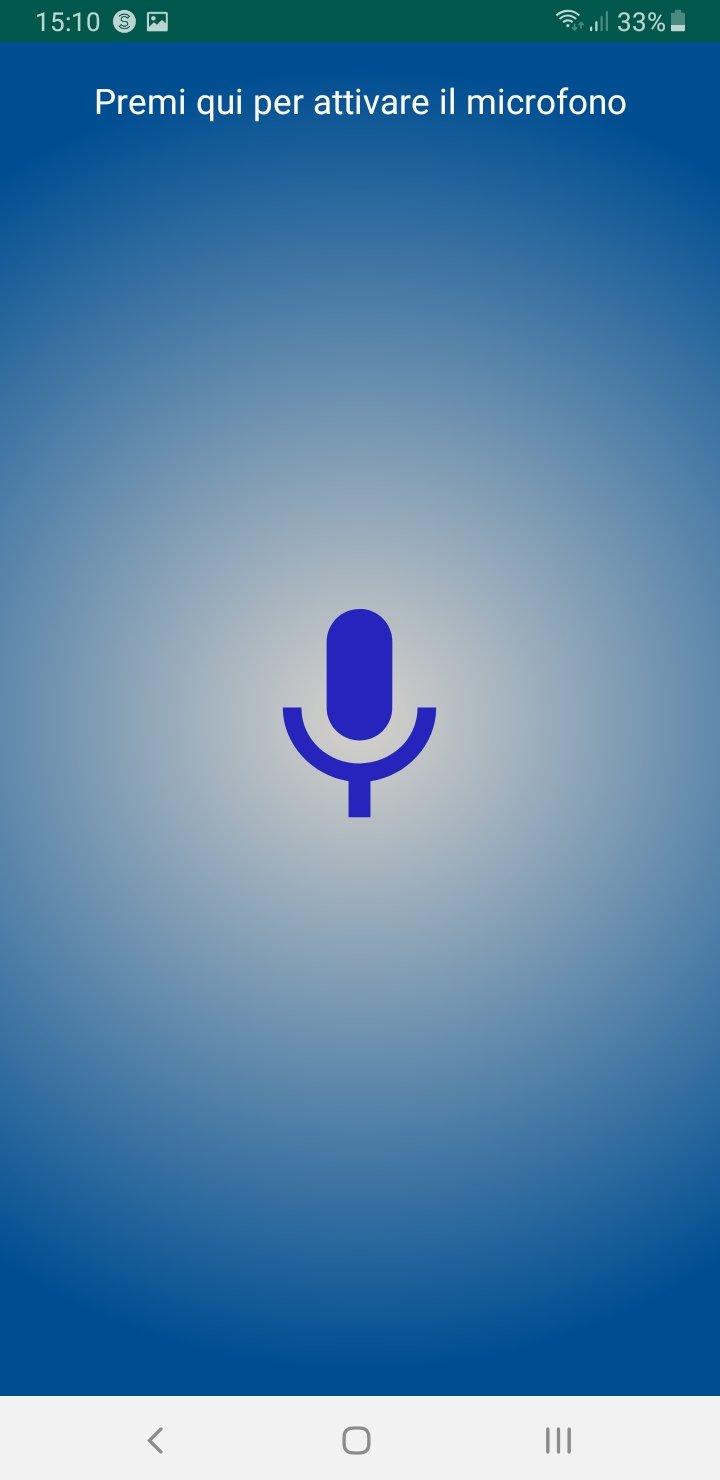 L'app Vocale in Testo trasforma in testo la tua voce