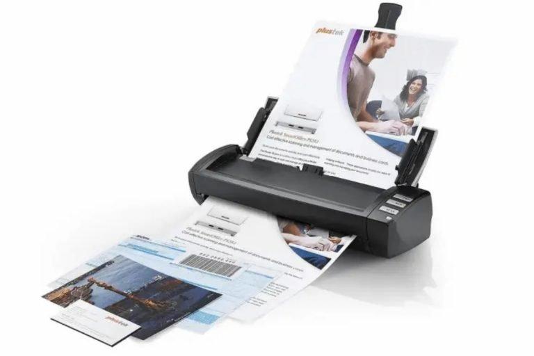 Scanner Plustek Mobile Office AD480 – recensione
