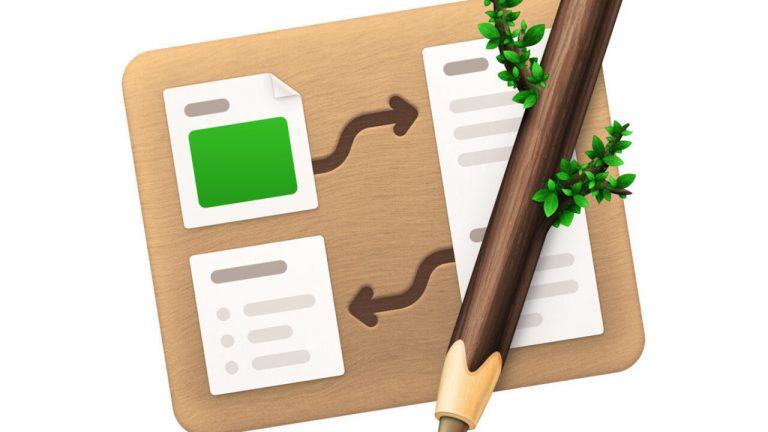 Coppice è l'applicazione che crea progetti su Mac