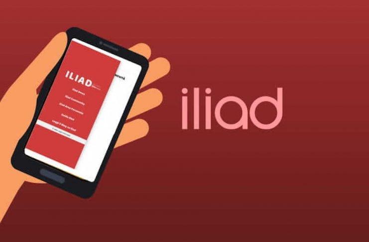 Iliad ri-propone l'offerta Flash 100 5G a 9,99€al mese