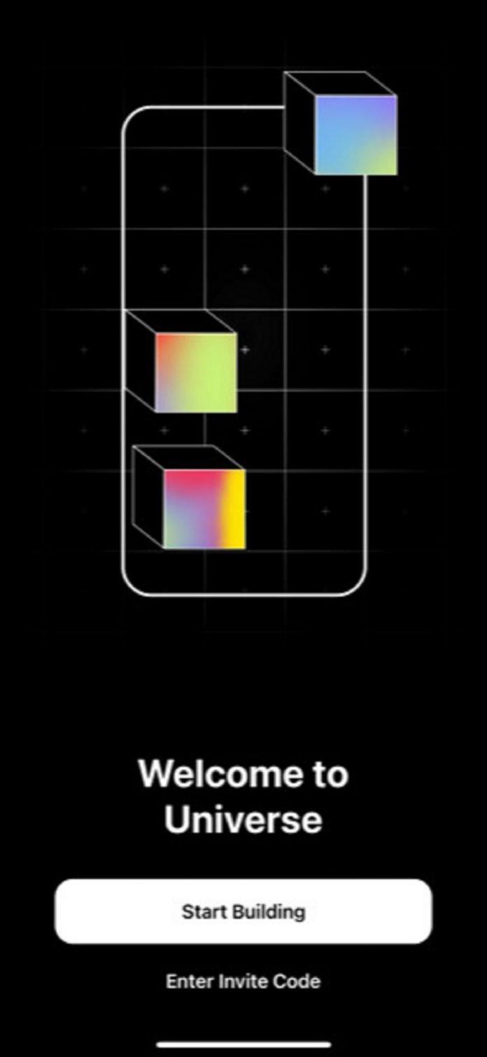Crea siti web su iOS con l'app Universe