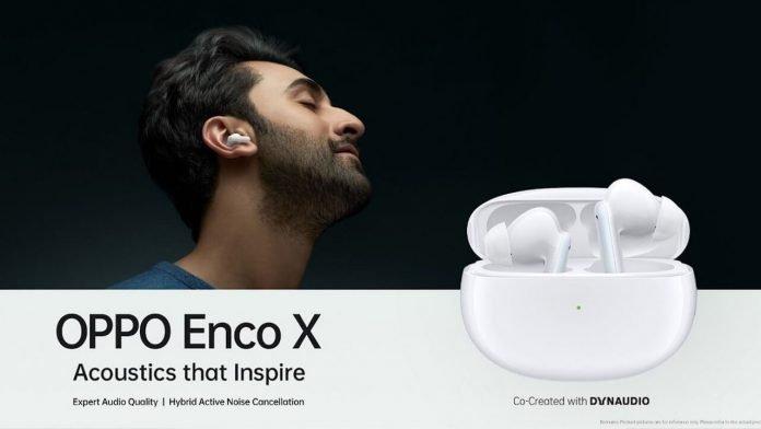 Auricolari Oppo Enco X: il suono di qualità