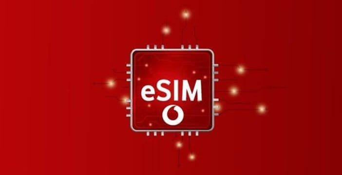 eSIM Vodafone: come riceverla e come funziona