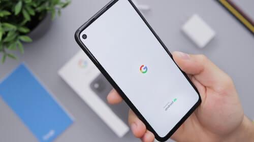 Android 12 nasconde una nuova brillante funzionalità